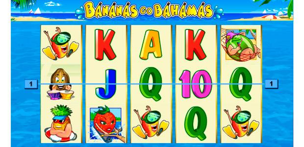 Играть в слот Bananas go Bahamas