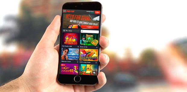 казино на смартфоне