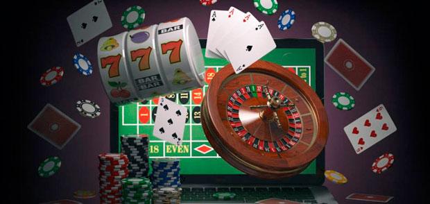 атрибутика казино