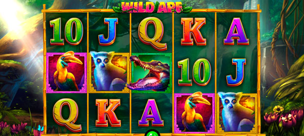 слот wild ape