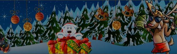 новогоднее соревнование в казино Пин Ап